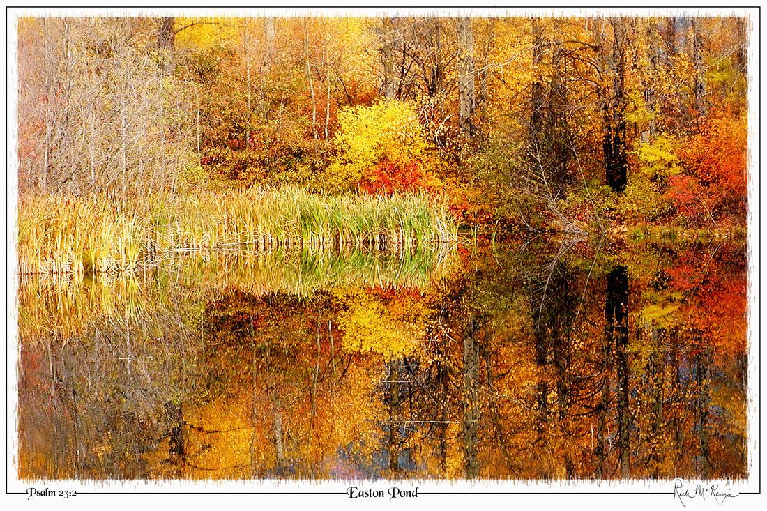 Easton Pond-Easton, WA