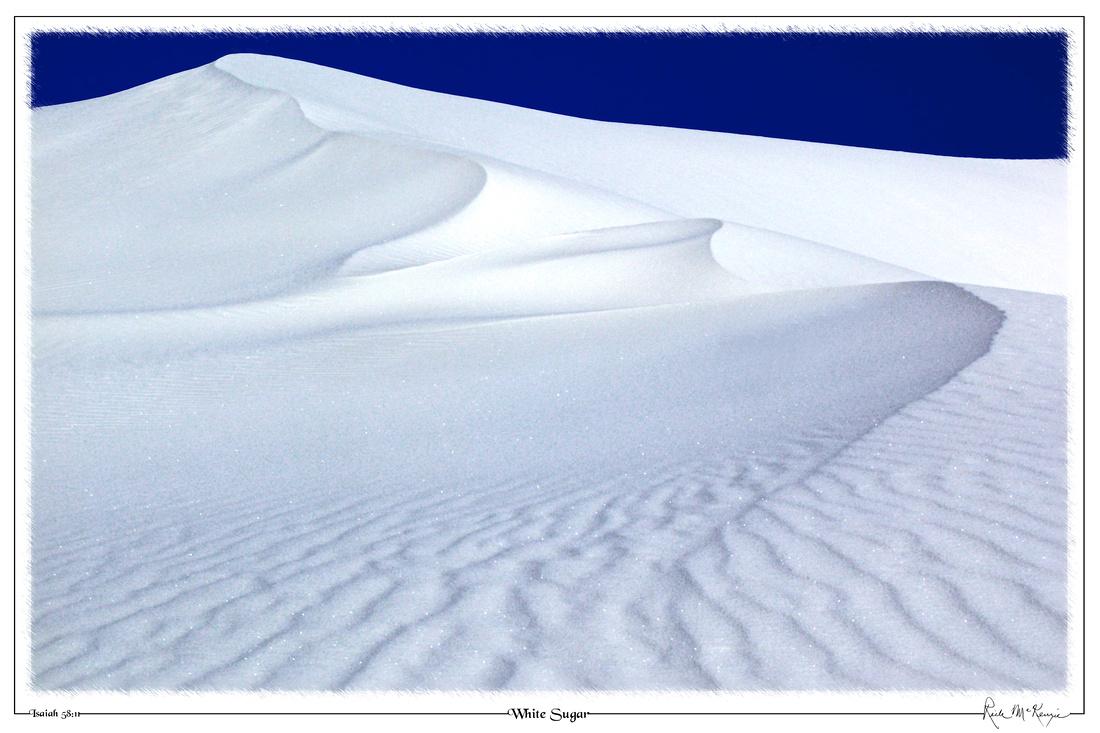 White Sugar-White Sands Natl Monument, NM
