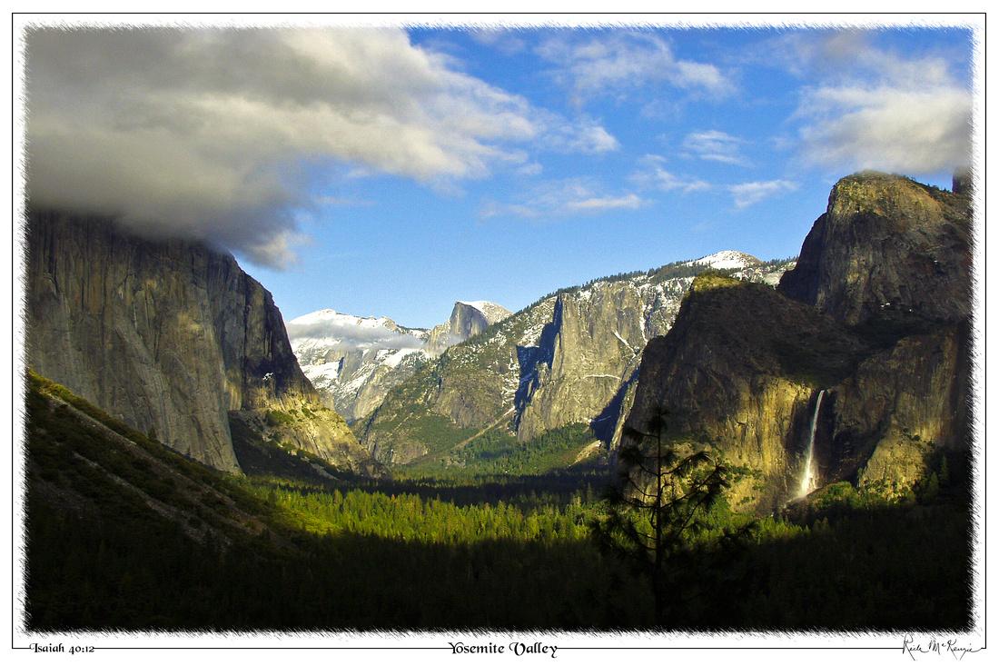 Yosemite Valley-Yosemite Natl Pk, CA