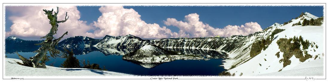 Crater Lake Natl Pk-OR