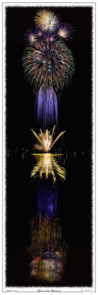Fireworks Fantasy-Poulsbo, WA