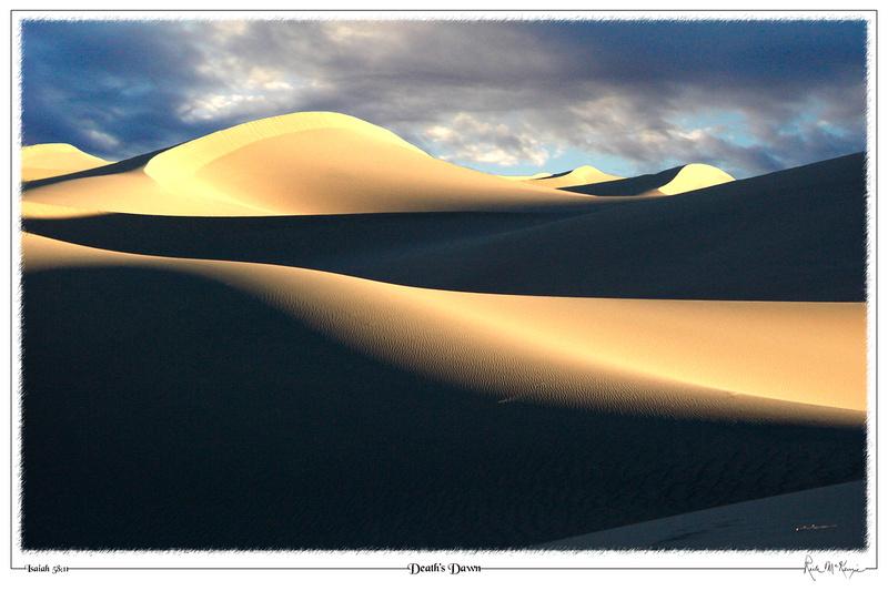 Death's Dawn-Death Valley Natl Pk, CA