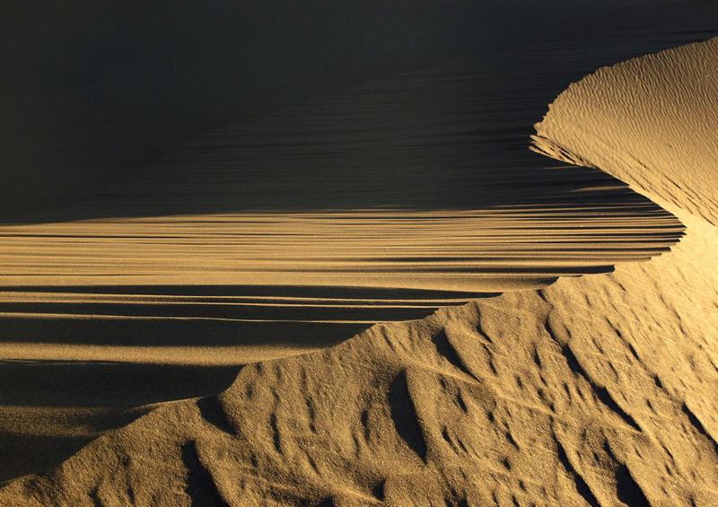 Ribbons-Death Valley Natl Pk, CA