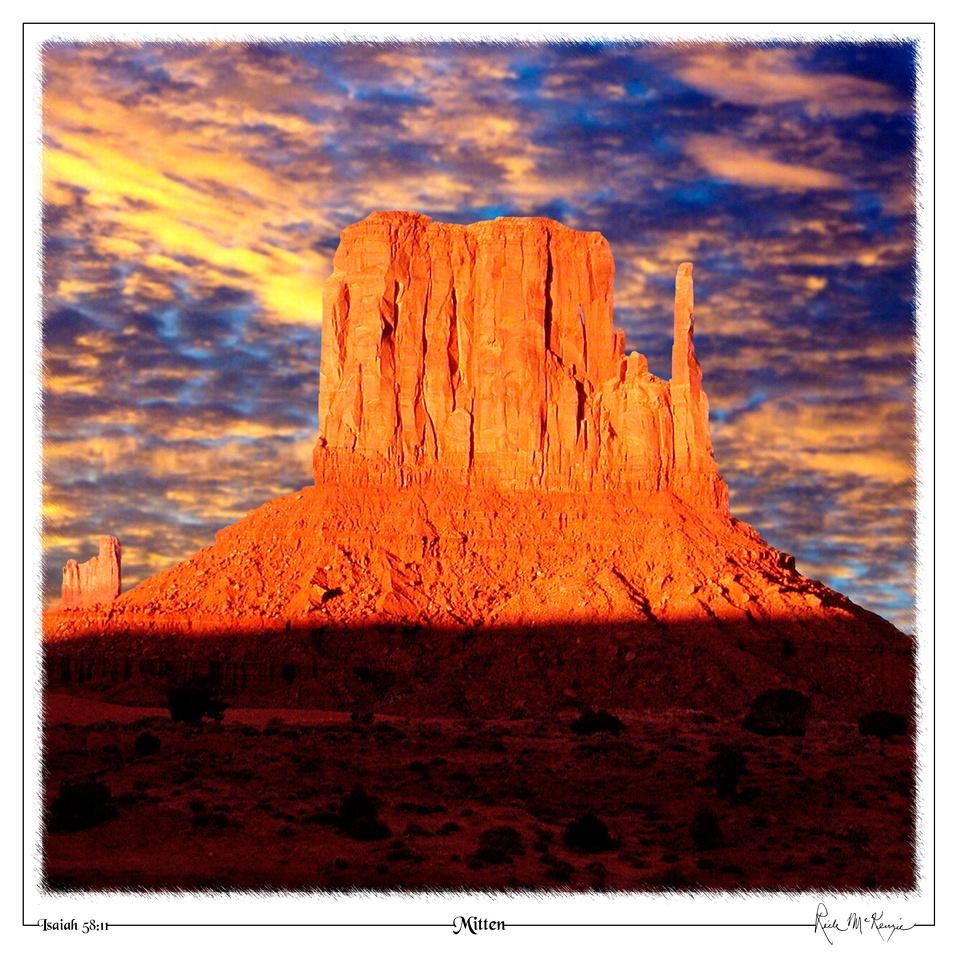 Mitten-Monument Valley, AZ
