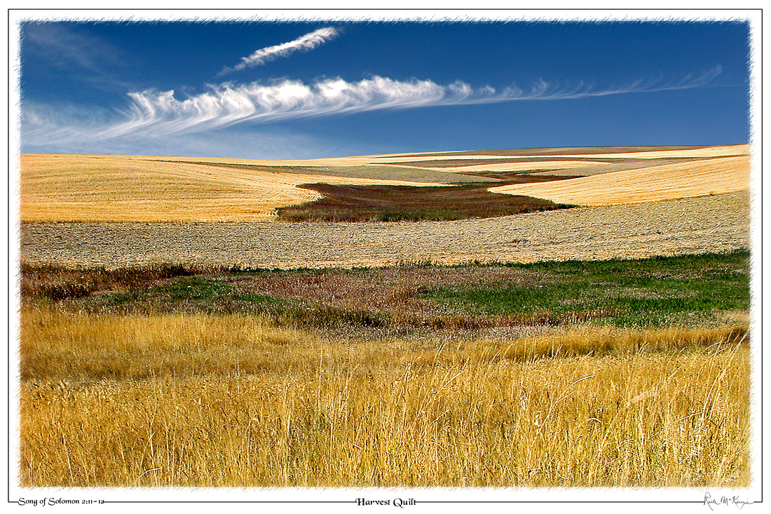 Harvest Quilt-Route 2 MT