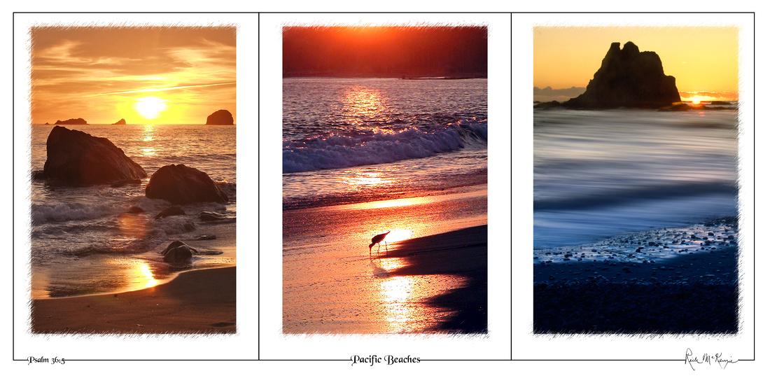 Pacific Beaches-CA, OR, WA
