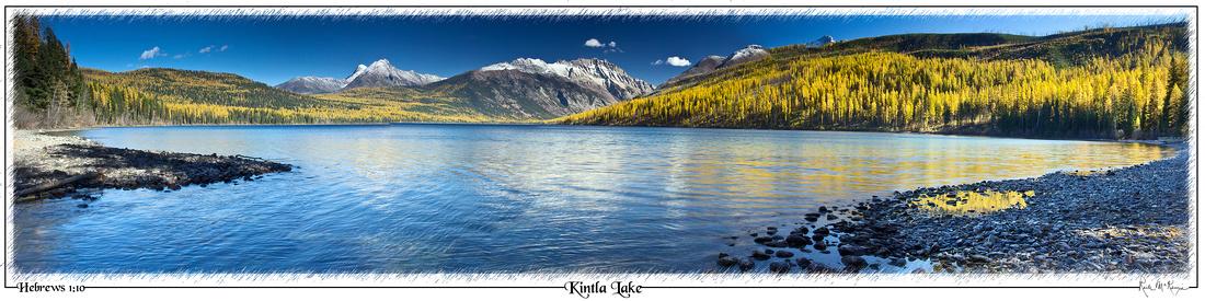 Kintla Lake-Glacier Natl PK, MT