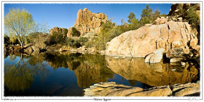Watson Lagoon-Watson Lake, Prescott, AZ