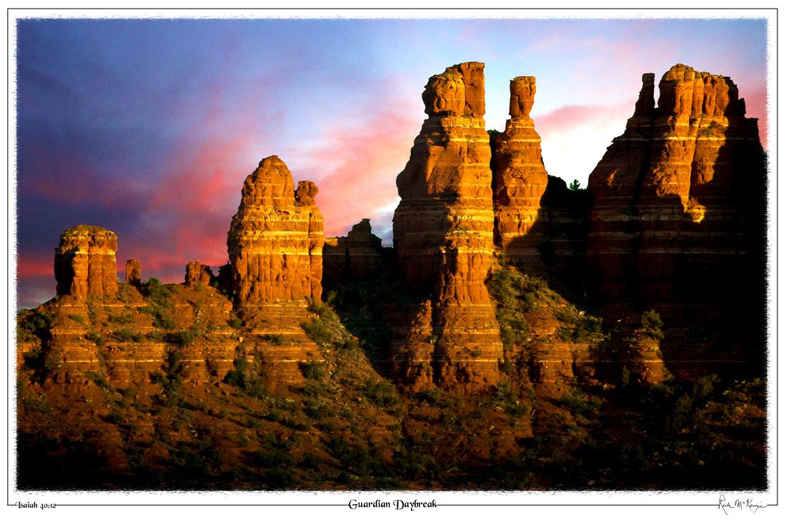 Guardian Daybreak-Sedona, Arizona
