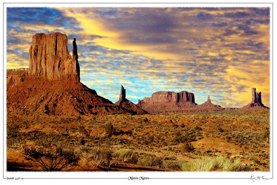 Mitten Mates-Monument Valley, AZ