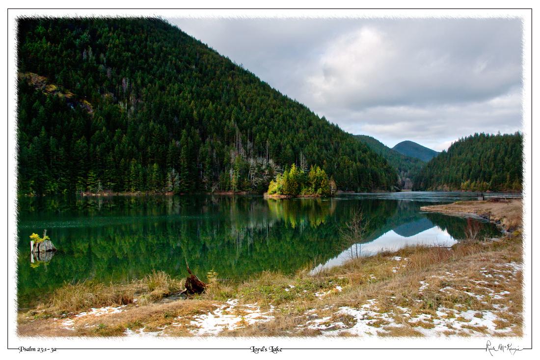 Lords Lake-Quilcene, WA