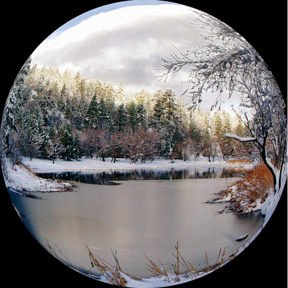 Jackson Lake-Angeles Natl Forest, CA