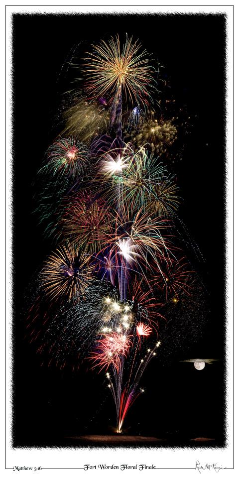 Fort Worden Floral Finale-Port Townsend, WA