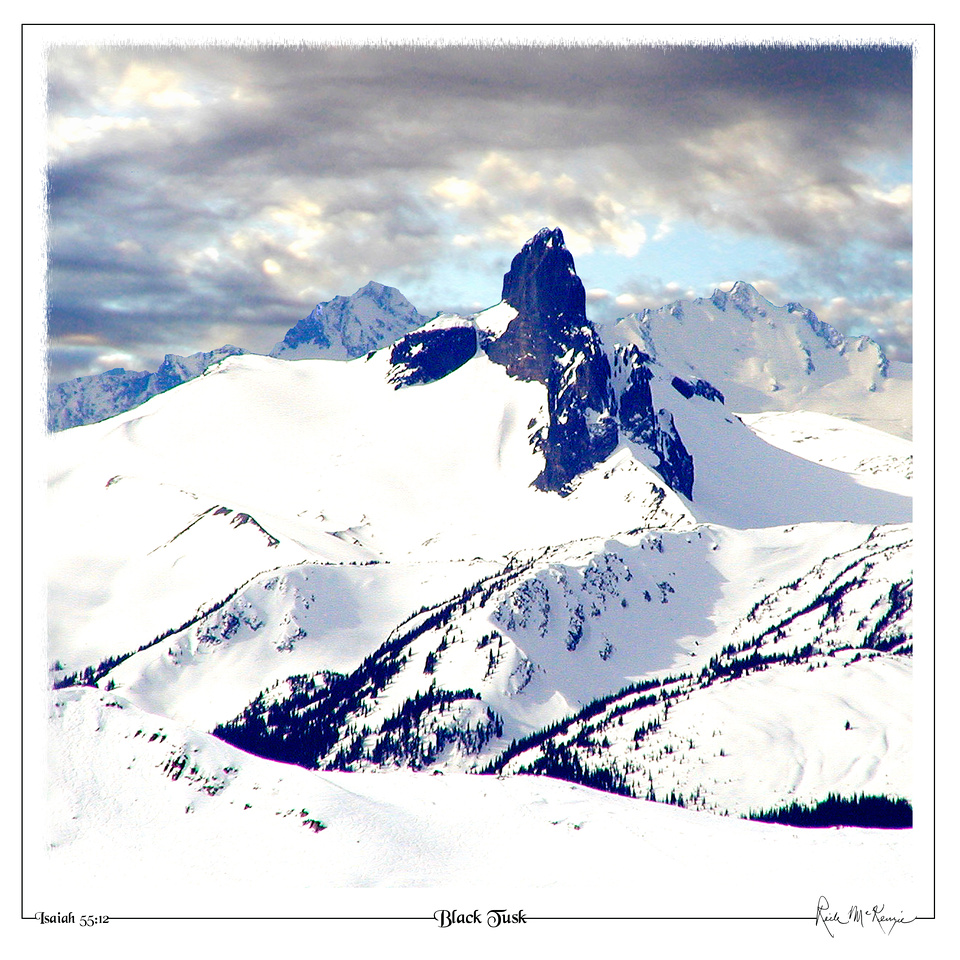 Black Tusk-Whistler, BC, CAN