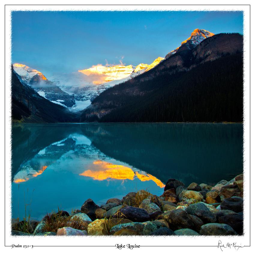 Lake Louise-Banff Natl Pk, Alberta, CAN